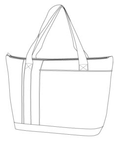 Step 1 - Build a Bag Style - Cooler Tote Cooler