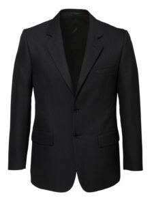 Mens Single Breasted 2 Button Cool Stretch Jacket