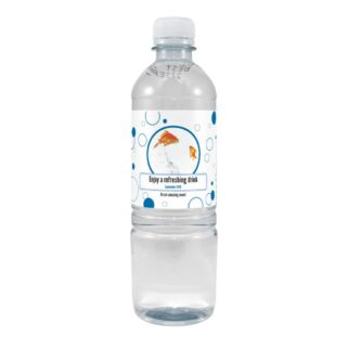 500ML SPRING WATER CLEAR CAP