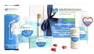 MEDICAL SUPPLIES CARE PACK PERSONALISED HAMPER