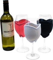 Wine glass cooler - large