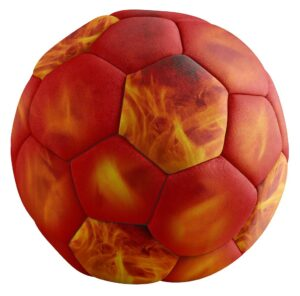 32 Panel Large Sized Soccer Ball
