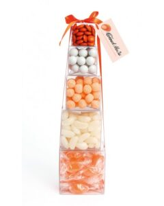 LARGE CONFECTIONERY TOWER