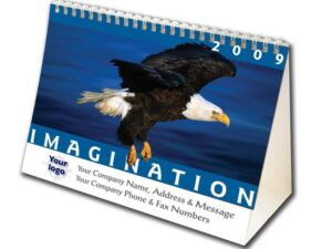 Imagination Desk Top Calendar