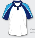 Custom Made Cricket Polo Shirts