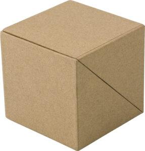 Card magical cube memo holder