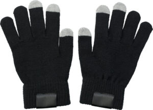 Gloves for capacitive screens.