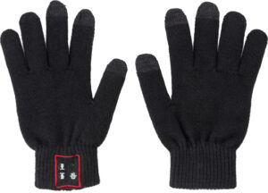 Bluetooth pair of gloves