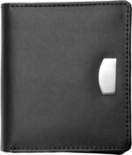 Bonded leather wallet