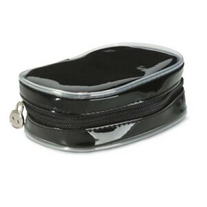 Sewing kit in vinyl pouch