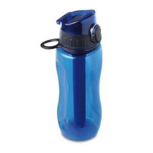 Drinking bottle with cooler