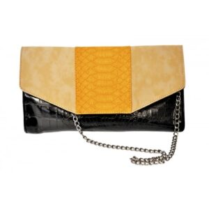 Roxby Hand Clutch With Shoulder Strap