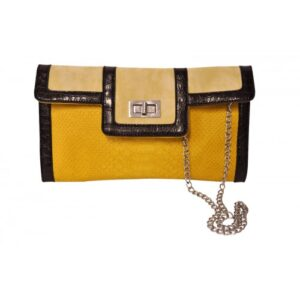 Clovelly Hand Clutch With Shoulder Strap