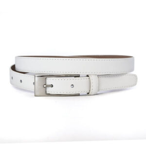 Deaneen Bonded Leather Basic Belt