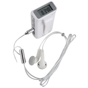 Pedometer MP3 Player - 256mb INDENT ONLY