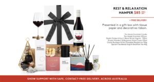 Rest & Relaxation Hamper
