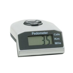 Multi-Function Pedometer with Battery