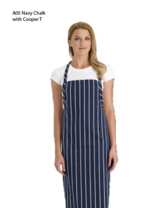 Bib Chalk Stripe - 2 Colours