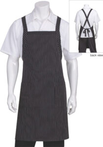 Cross Over Bib Apron - 8 Colours