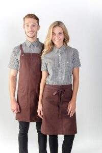 A16 Brooklyn - Canvas Bib Apron - 8 colours