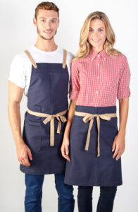 A17 Jimmy - Canvas Waist Apron - 8 colours