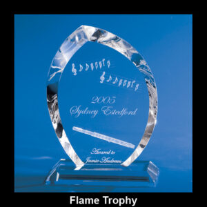 Flame Trophy Flame Trophy 18