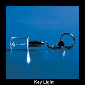 Keylight Key Chain With Light Trophy
