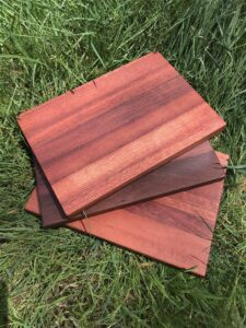 JARRAH TIMBER CHEESE BOARDS