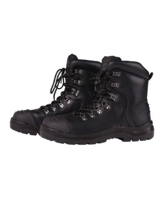 7 Eyelet Lace Up Boot