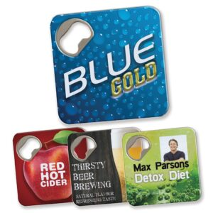 Quench Bottle Opener / Coaster