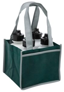 4 Bottle Drink Holder Non Woven Bag