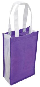 2 Bottle Wine Holder Non Woven Bag