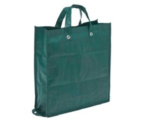 Foldable Shopping Bag With Pe Baseboard Non Woven