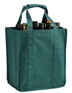 6 Bottle Wine Holder Non Woven Bag