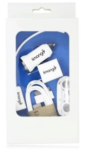 5 in 1 Car Travel Charger Accessories Kit