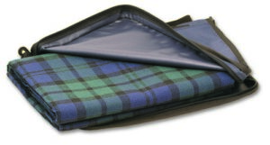 Blackwatch Picnic Blanket in Carry Bag