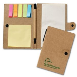 All In One Recycled Journal