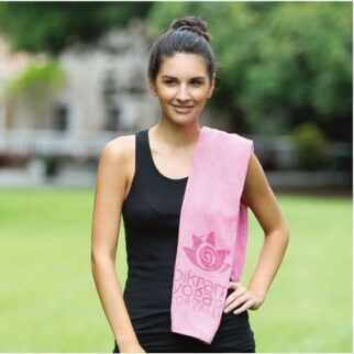 Antimicrobial Fitness Towel