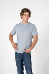 Adult Short Sleeve Body Fitted Tee.
