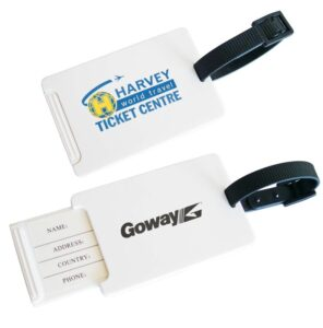 Traveller Luggage Tag