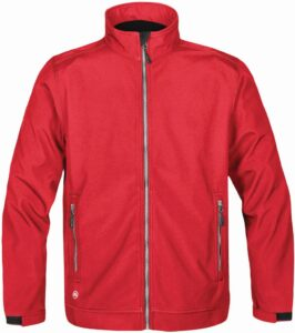 MENS CYCLONE SOFTSHELL