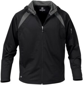 MENS PERFORMANCE FULL-ZIP HOODY