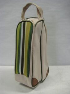 2 Person Wine Bottle Carry Bag