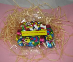 Clip Lock Jars With 4 Milk Chocolate 17G Easter Eggs