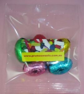 Milk Chocolate Solid Easter Eggs 30G