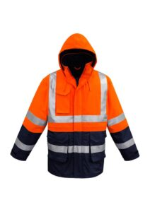 Mens FR Arc Rated Anti Static Waterproof Jacket - FIRE ARMOUR