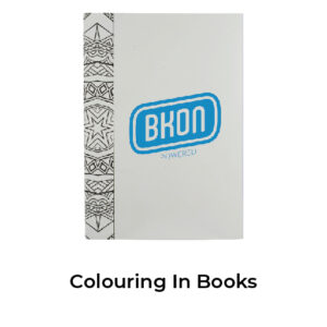Colouring In Books