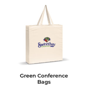 Green Conference Bags