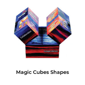 Magic Cubes & Shapes