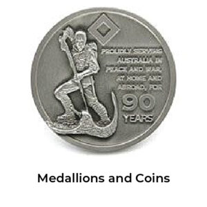 Medallions & Coins